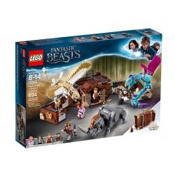 LEGO® Harry Potter™ 75952 Walizka Newta z magicznymi stworzeniami