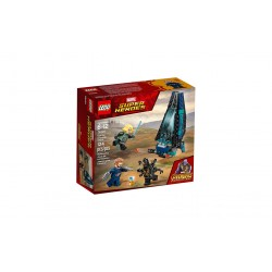 LEGO® Marvel Super Heroes 76101 Atak statku Outriderów