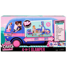 LOL Surprise! – Glamper 4w1 569459