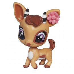 Littlest Pet Shop Figurka Grazie Plainville B0108