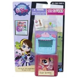 Littlest Pet Shop Zwierzak z pokoikiem Sugar Sprinkles B0114