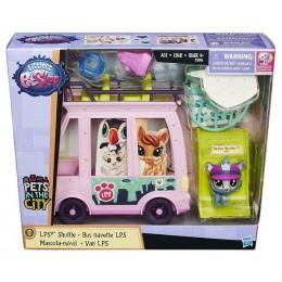 Littlest Pet Shop B3806 Zwierzakowy Autobus