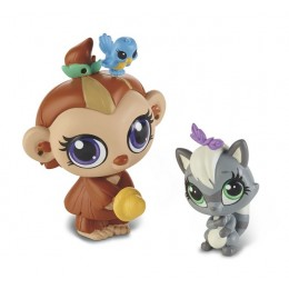 Littlest Pet Shop A8424 Mushroom i Sneakers