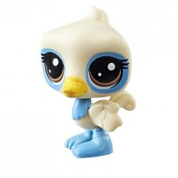 Littlest Pet Shop Figurka Azure O'Strich B9388 C2880