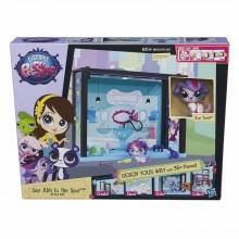 Littlest Pet Shop A8542 Zestaw Shop Spa