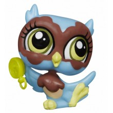 Littlest Pet Shop A8520 Feathers Underwood