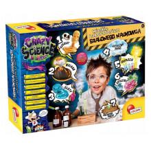 Lisciani – Crazy Science – Wielkie laboratorium szalonego naukowca – 68654