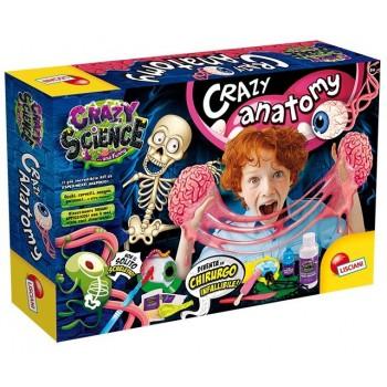 Lisciani – Crazy Science - Laboratorium zwariowanej anatomii 80663