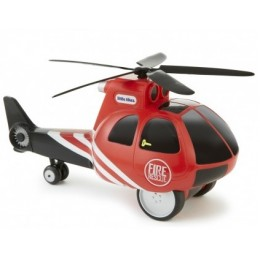 Little Tikes 645068 Wheelz - Dotknij i leć - Helikopter