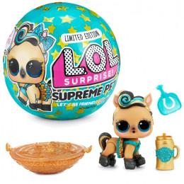 LOL Surprise! - Supreme Pet - Zwierzątko z limitowanej edycji - 421184