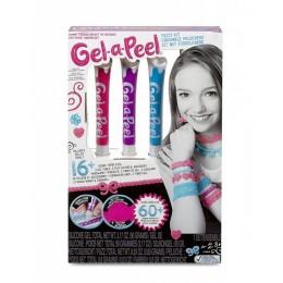 Gel-a-Peel Żelowa biżuteria - Zestaw żeli i dodatków Fuzzy Kit 550129