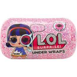 LOL Surprise! Eye Spy Under Wraps - Laleczka niespodzianka w kapsule - 552048