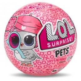 LOL Surprise! Zwierzątka - Seria Eye Spy - Niespodzianka w kuli