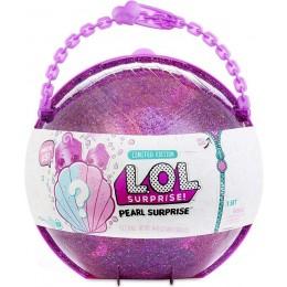 LOL Surprise! Pearl - Perłowa niespodzianka - Laleczki niespodzianki w kuli