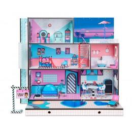 LOL Surprise! Ogromny domek dla lalek z wyposażeniem 555001