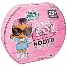 LOL Surprise! Walizka z niespodziankami - Kalendarz Adwentowy - Outfit of the day #OOTD 555742
