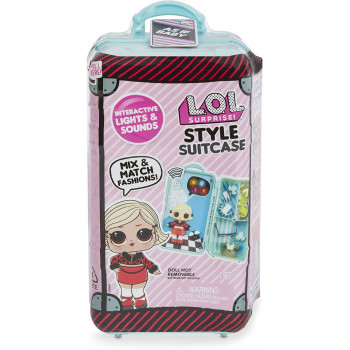 LOL Surprise! - Stylowa walizka As If Baby - 560449