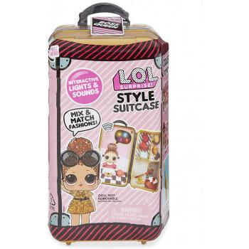 LOL Surprise! - Stylowa walizka Boss Queen - 560456