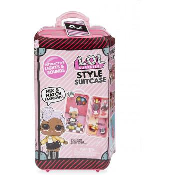 LOL Surprise! - Stylowa walizka D.J. - 560470