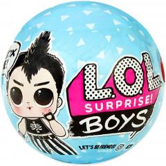 LOL Surprise! Chłopiec - Laleczka niespodzianka w kuli 561705