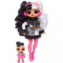 LOL Surprise! Winter Disco Dollie i Dollface - 561798