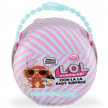 LOL Surprise! - Ooh La La Baby Surprise - Lalka Lil DJ z dodatkami 562481