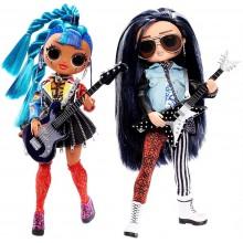 LOL Surprise! – 2 lalki OMG REMIX: Punk Grrrl i Rocker Boi 567288