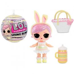 LOL Surprise! - Laleczka w kuli – Spring Bling – edycja limitowana 570417