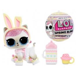 LOL Surprise! - Zwierzątko w kuli – Spring Bling – edycja limitowana 570424