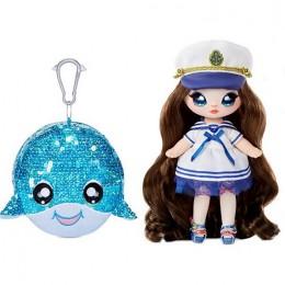 Laleczka Na Na Na Surprise! – Sailor Blu + pompon wieloryb 573951