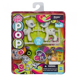 MY LITTLE PONY POP ZECORA ZŁÓŻ I UDEKORUJ A8273