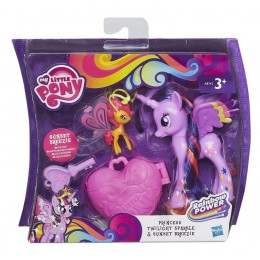 MY LITTLE PONY RAINBOW POWER SUNSET BREEZIE A8743