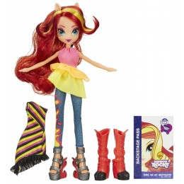 MY LITTLE PONY EQUESTRIA GIRL SUNSET SHIMMER A9248