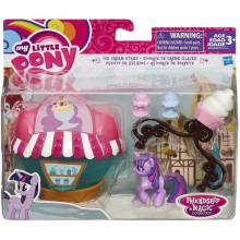 My Little Pony B5568 Stoisko z Lodami Twilight Sparkle