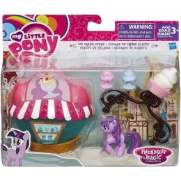 My Little Pony B5568 Stoisko z Lodami Twilight Sparkle