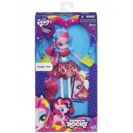 My Little PonyA A6773 Equestria Girls Rainbow Rocks Pinkie Pie