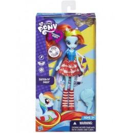 My Little Pony A4100 Equestria Girls Rainbow Dash