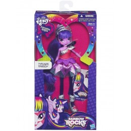 My Little Pony A6772 Equestria Girls Rainbow Rocks Twilight Sparkle