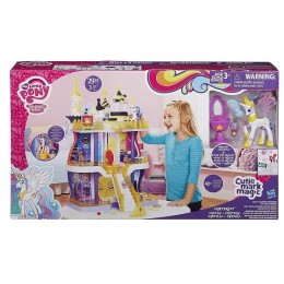 My Little Pony B1373 Zamek Canterlot