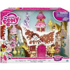 My Little Pony B3594 Cukrowy Kącik - Cukiernia Pinkie Pie