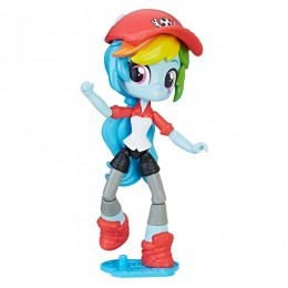 My Little Pony Equestria Girls - laleczka Rainbow Dash C2181 C0839