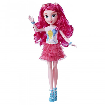 My Little Pony: Equestria Girls - Lalka Pinkie Pie - E0663