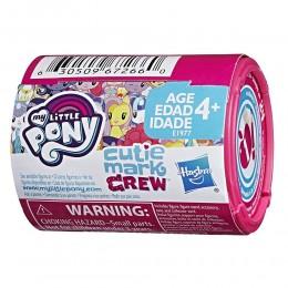 My Little Pony - Figurka Niespodzianka z dodatkami - Tubka Cutie Mark Crew E1977