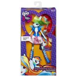 My Little Pony A9258 Equestria Girls - High School - Rainbow  Dash