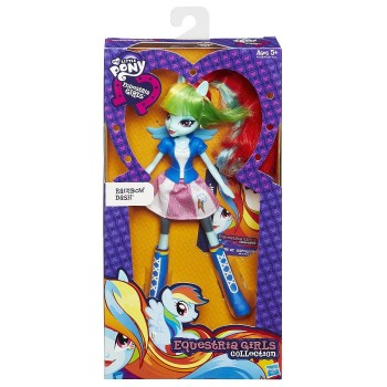 My Little Pony A9258 Equestria Girls - High School - Rainbow  Dash