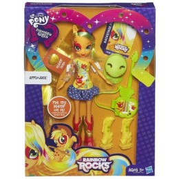 My Little Pony A7251 Equestria Girls AppleJack z Gitarą