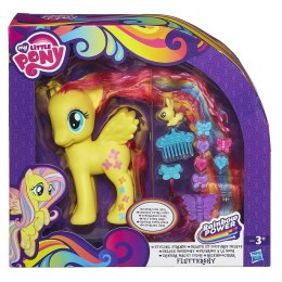 My Little Pony A5933 Rainbow Power - Fluttershy Modny Kucyk Deluxe