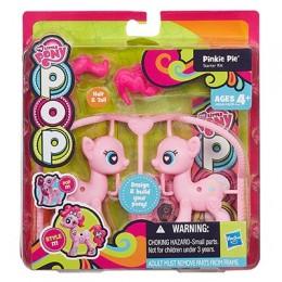 My Little Pony A8268 Pop - Pinkie Pie - Złóż i Udekoruj