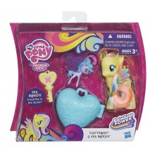My Little Pony A8742 Rainbow Power - Fluttershy i Sea Breezie