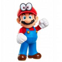 Super Mario – Figurka Mario i Cappy 6cm – 40108